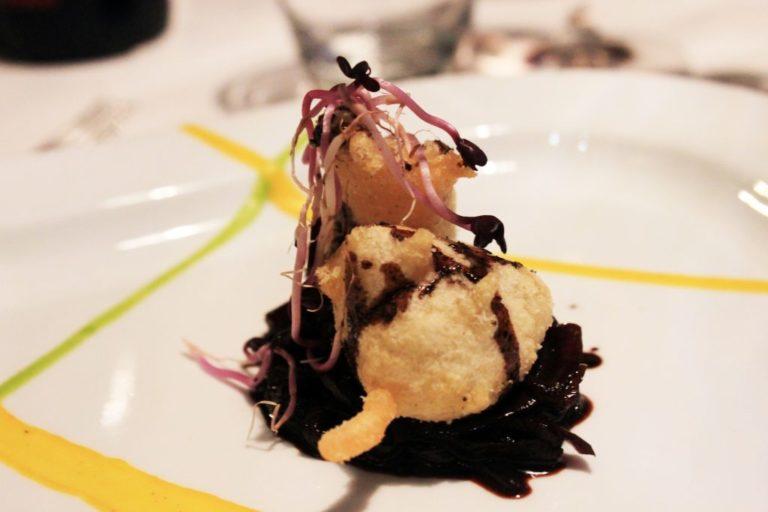 Frittelle con Aceto Balsamico Tradizionale di Modena